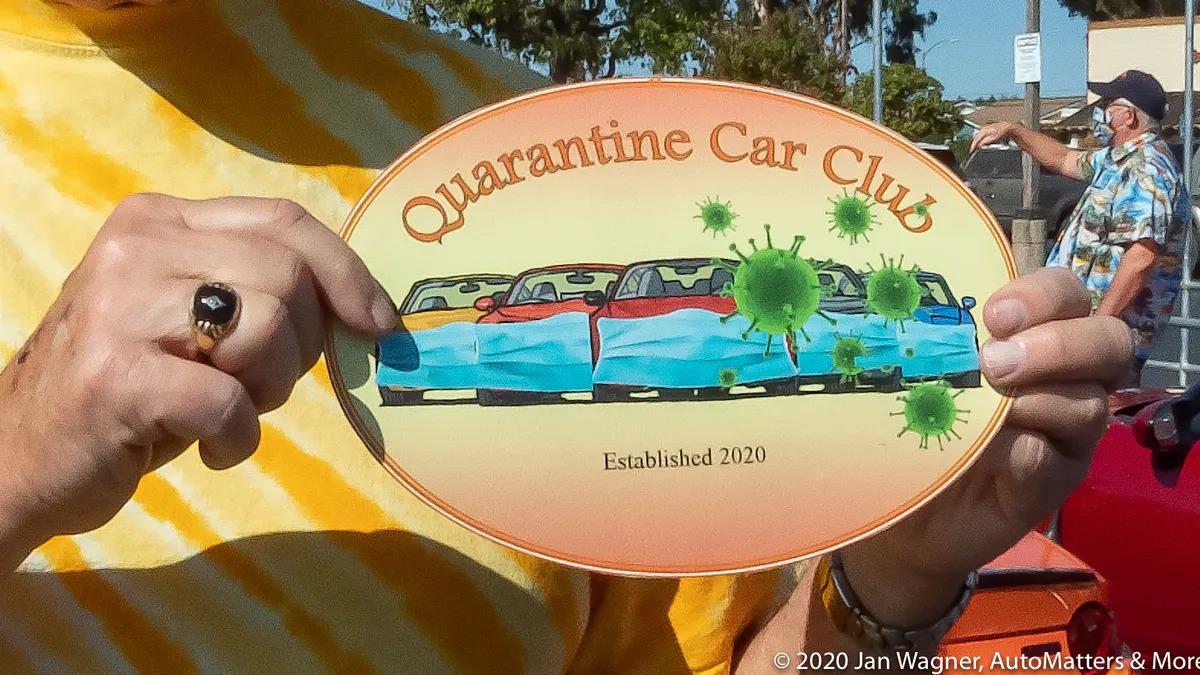 """<span class=""""image-caption"""">""""Quarantine Car Club"""" (San Diego Miata&nbsp;Club)</span>"""