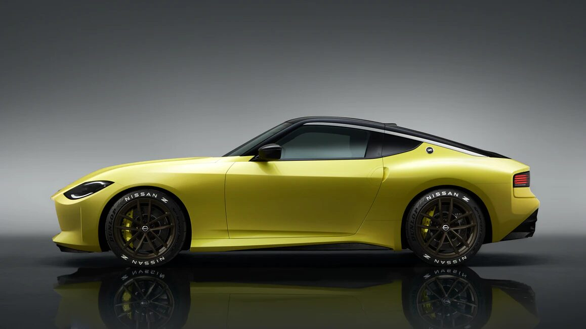 Nissan Z Proto (courtesy Nissan Motor Corporation)